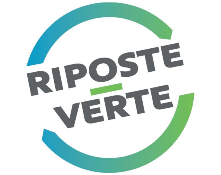 Logo Riposte Verte