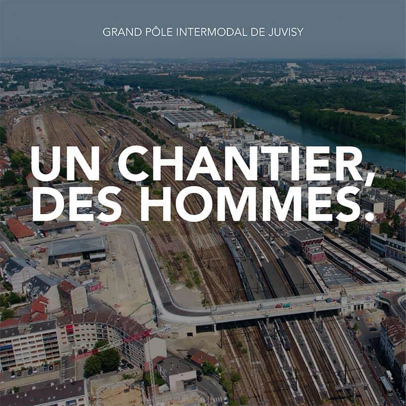 SNCF GPI Juvisy