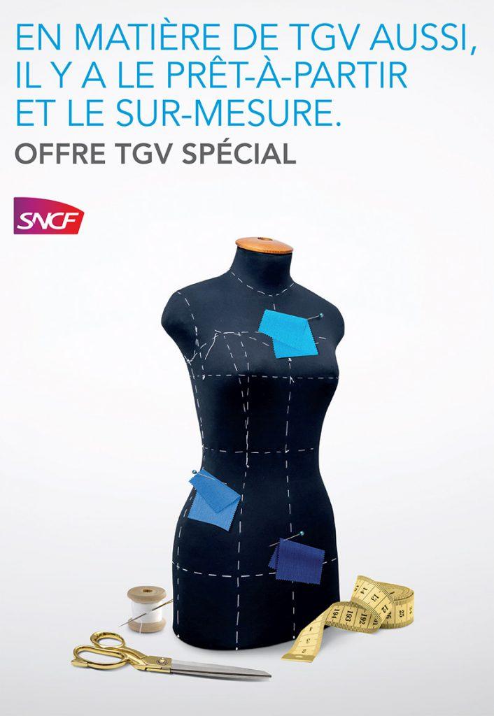 Offre TGV spécial