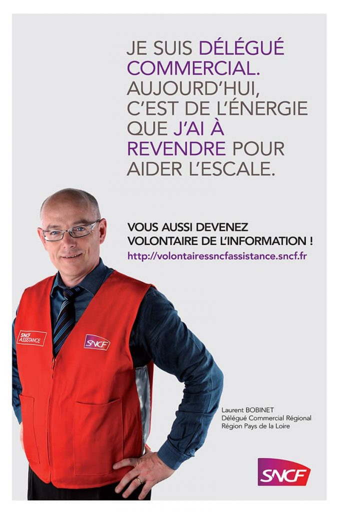 Communication interne SNCF by AKATOA